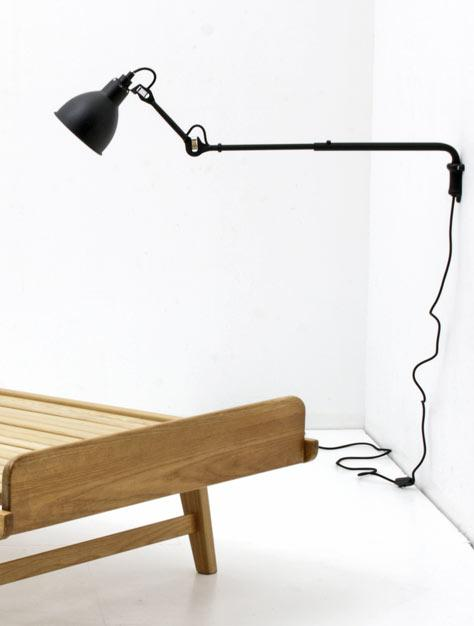 Gras No 203 wall lamp