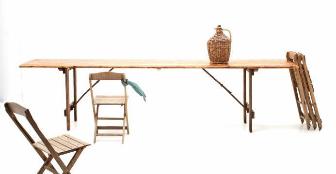 holztische und st hle grosse auswahl viadukt 3. Black Bedroom Furniture Sets. Home Design Ideas