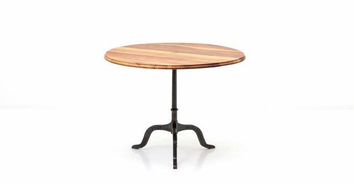 Tische aus holz hochwertig vintage oder neu viadukt 3 for Bistrotisch holz