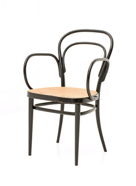 Thonet Bugholzstühle